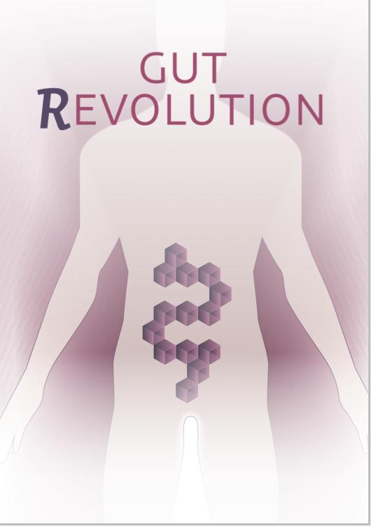 "Course Image GUT REVOLUTION Microbiota sistema gastroenterico ""Network"" sistemico"